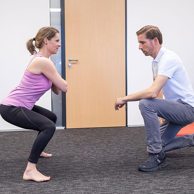 Bewegingsadvies - Chiropractie Tiel Zutphen