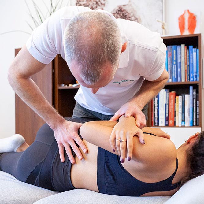 Chiropractiebehandelingen  Chiropractie Tiel Zutphen