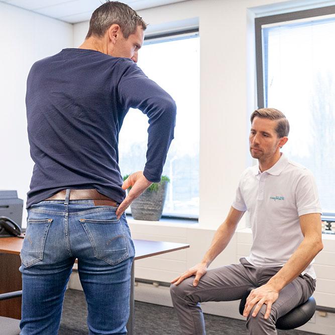 Chiropractor - Chiropractie Tiel Zutphen