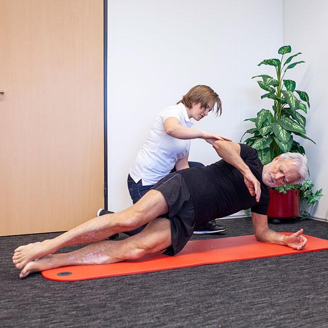 Functionele oefeningen - Chiropractie Tiel Zutphen