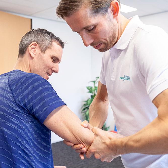 Mobilisaties Chiropractie Tiel Zutphen