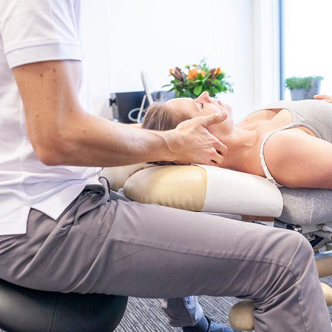 Tractietechnieken Chiropractie Tiel Zutphen