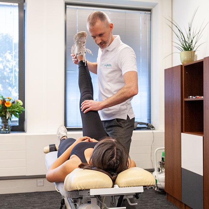 Ischias pijn verlichten - Chiropractie Tiel Zutphen