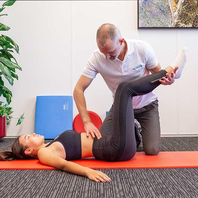 Specifieke oefeningen bij lage rugpijn - Chiropractie Tiel Zutphen